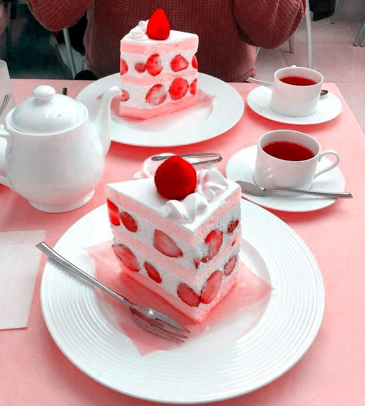 pin by auburn forest on reds desserts food kawaii