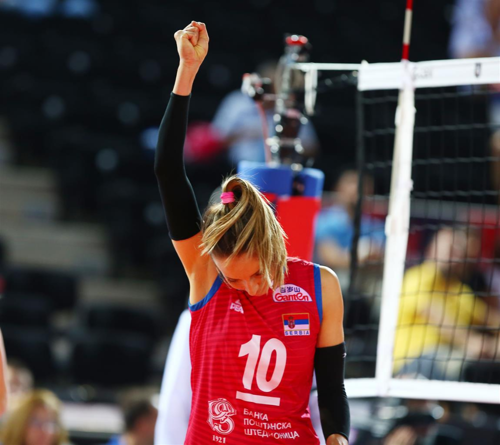 Pin By Martinfungac On Women S European Volleyball Championship 2019 Poland Vs Germany Volleyball European Championships