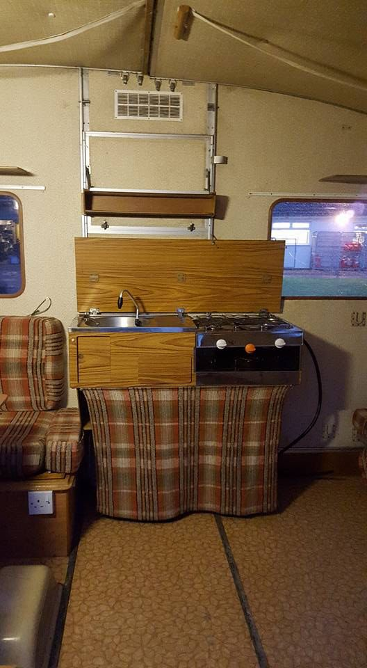 Keuken   Rapido klapcaravan klap caravan folding camper   Pinterest
