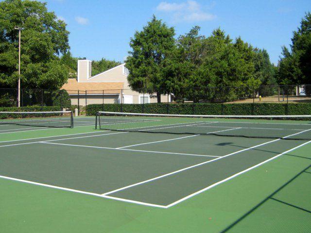 Photos Tennis Court Apartment Communities Berkshire