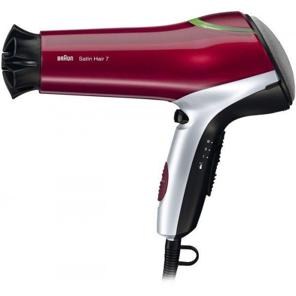 Braun Hd770 Satin Hair 7 Colour Hair Dryer Best Hair Dryer Hair Dryer Best Professional Hair Dryer