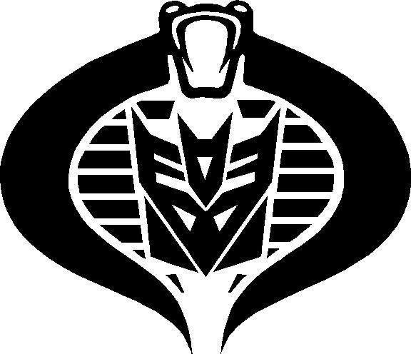 Cobra/Decepticons Logo