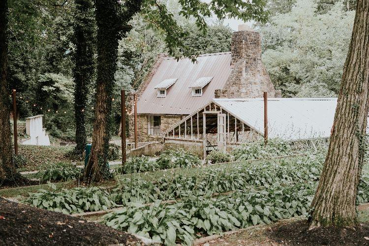 Historic Shady Lane Greenhouse Wedding Venue | Vince Ha ...