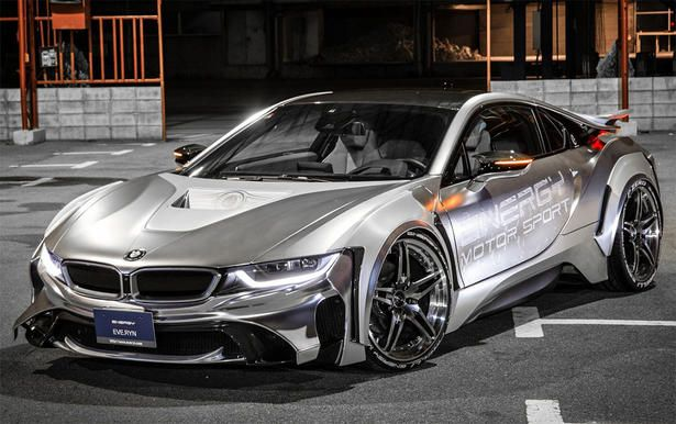 Bmw I8 Body Kit By Energy Motorsport Cars Trucks And Bikes Bmw
