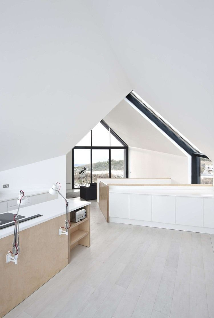 Camusdarach Sands House by Raw Architecture Workshop//www ...