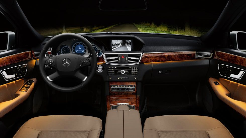 Mercedes Ambient Lighting With Images Mercedes Mercedes Benz