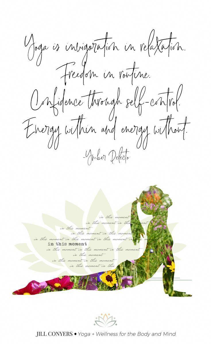 Mindfulness Wisdom Pod in 2020   Yoga inspiration quotes ...