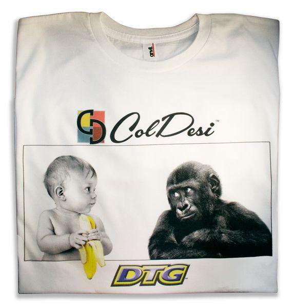 Adorable baby & monkey shirt #bananas
