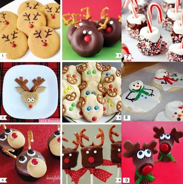 Christmas Food Craft Ideas Part - 49: DIY Christmas Cookies - Find Fun Art Projects To Do At Home And Arts And  Crafts