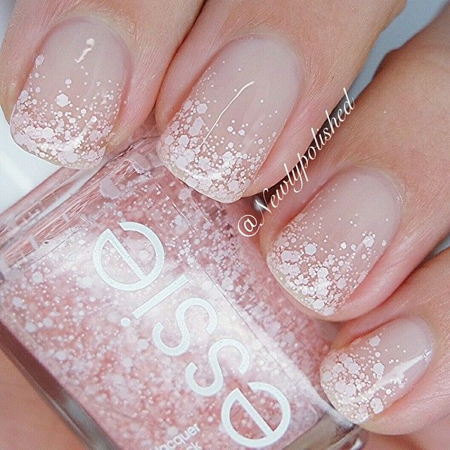 Best Light Pink Nail Polish Essie: Essie - Pinking About You …