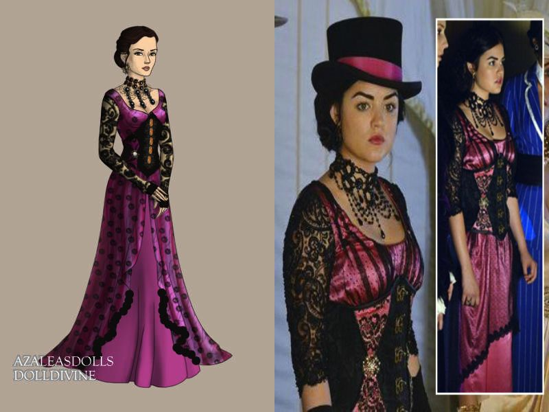 aria montgomery lucy hales costume from the pretty little liars - Halloween Episode Pll Season 4