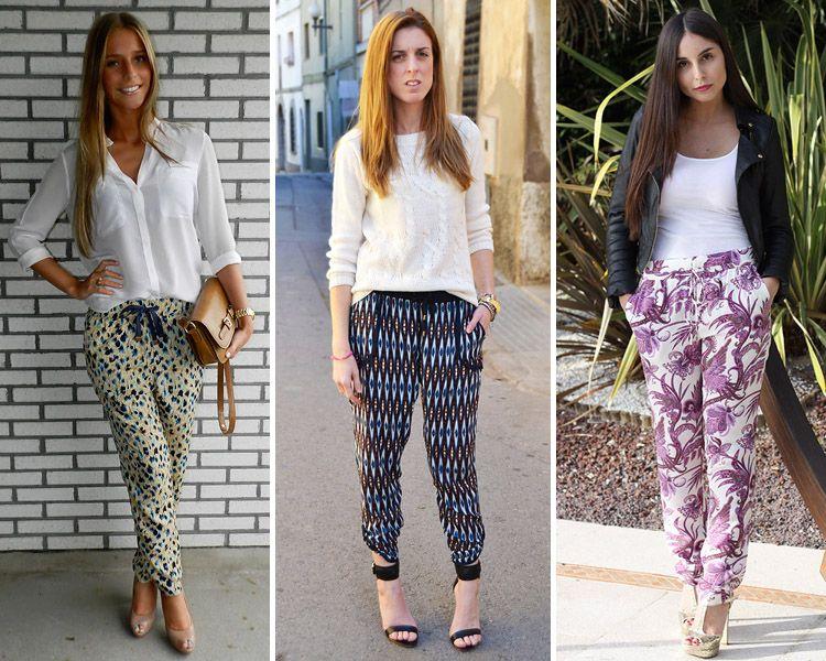 Pantalon Facil Sin Patron Ropa Pantalones De Pijama Moda