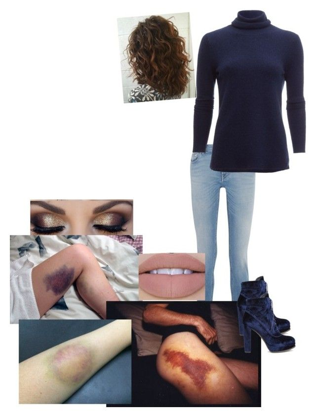 """""""Untitled #213"""" by narniagirl890 ❤ liked on Polyvore featuring Givenchy, CO, White + Warren and Stuart Weitzman"""