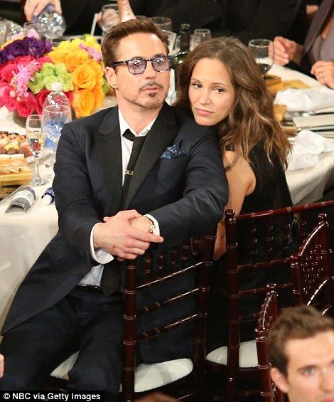 Robert Downey Jr Wife: J Lo, Reese, Kate And Emily Sparkle In White At The Golden