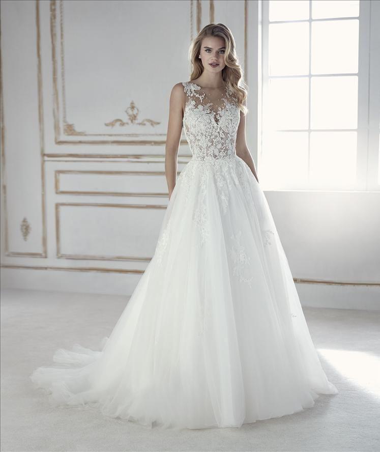 st. patrick la sposa - perla - vestido de novia en 2019 | wedding 2