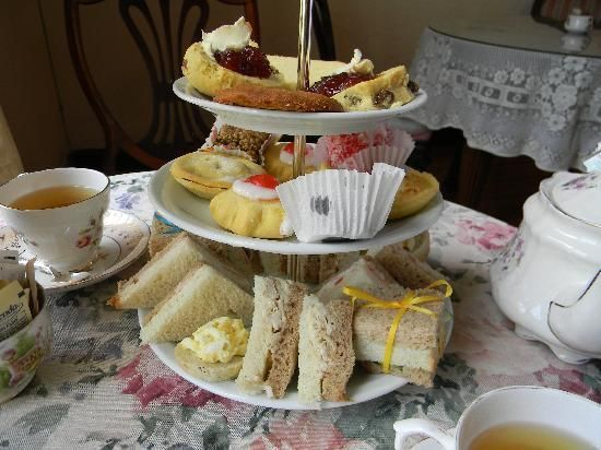 image gallery old fashioned afternoon tea