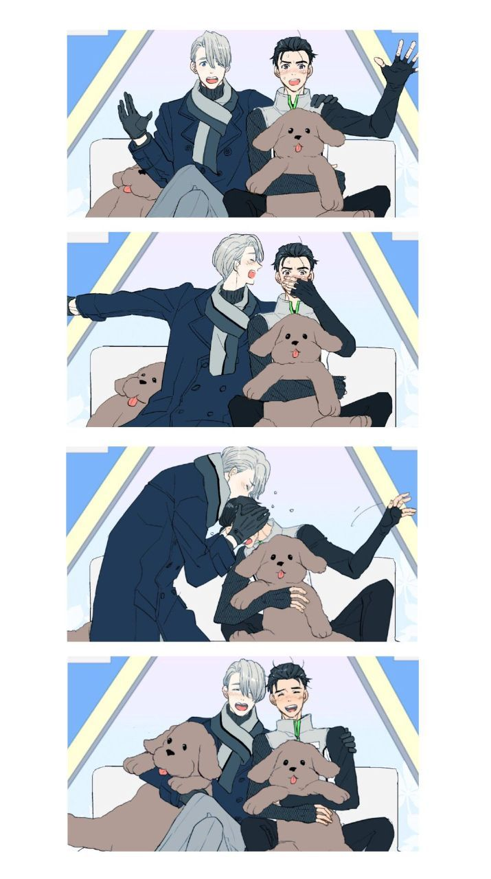 Yaoi pictures - Yuri on ice