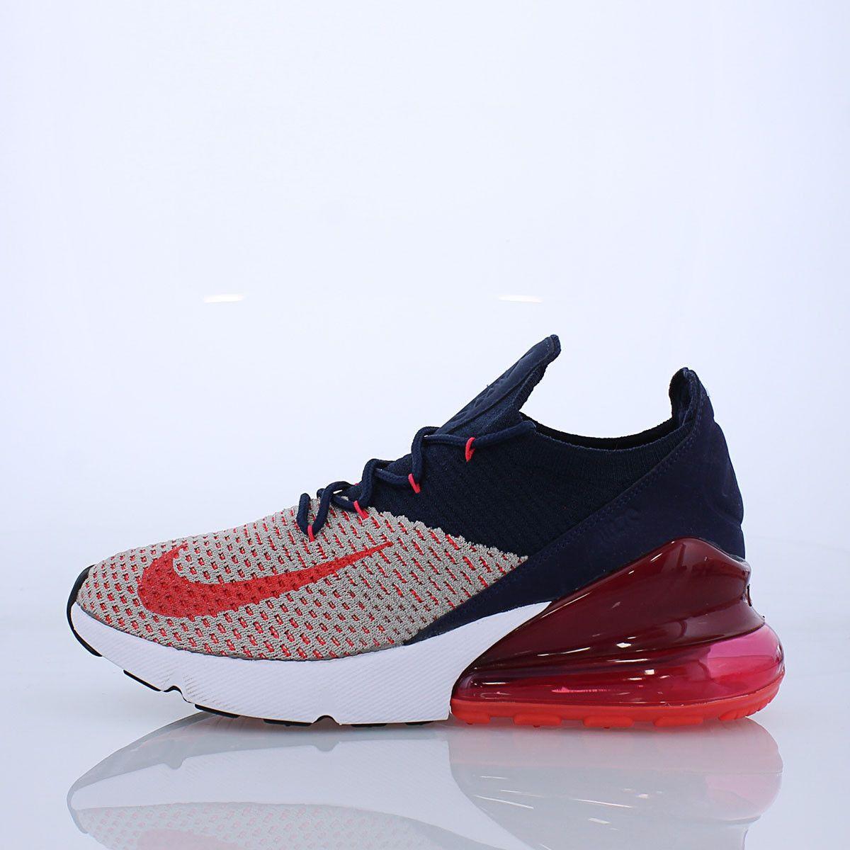 Nike Air Max 270 Flyknit (W) | Air max 270, Sneakers nike