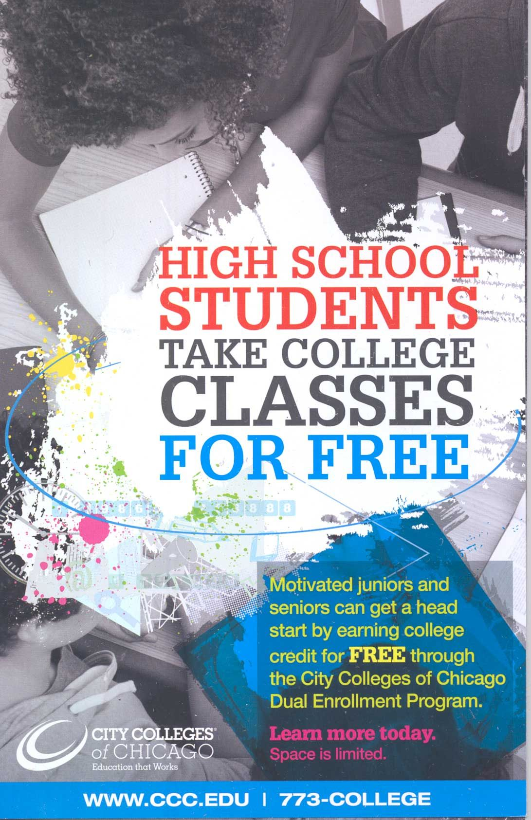 City colleges of chicago malcolm x dual credit dual