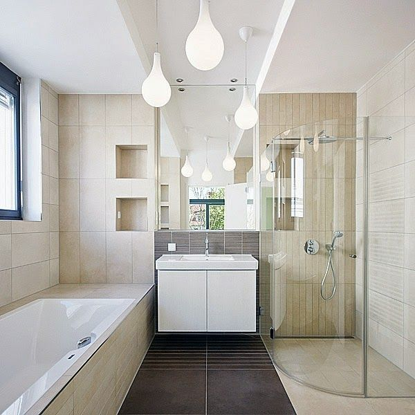 Modern Bathroom Suspended Ceiling Lamps Water Drop Lights Qualquest