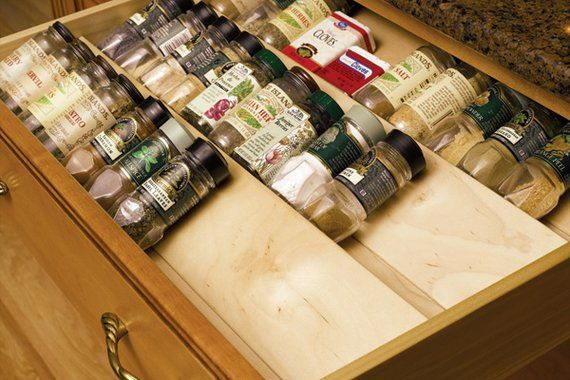 Smarter Ways To Use Your Kitchen Cabinets And Drawers Nice Spice