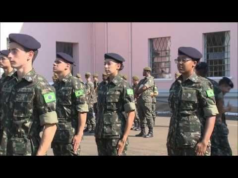 Motivacional Mulheres Na Espcex Forças Armadas Brasil