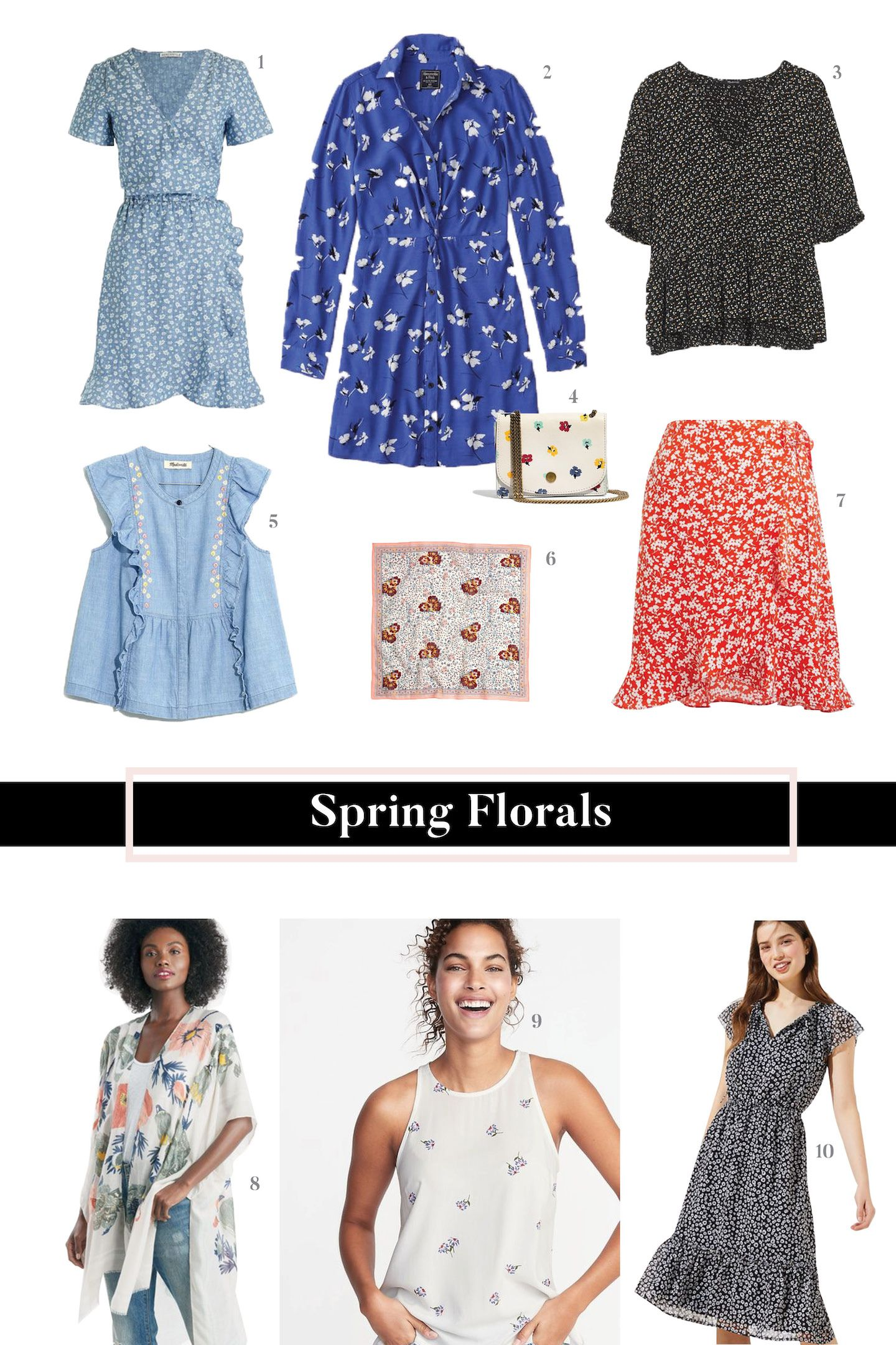 My Favorite Trend This Spring Lauren Loves Fashion Floral Embroidered Top Fashion Lifestyle Blog