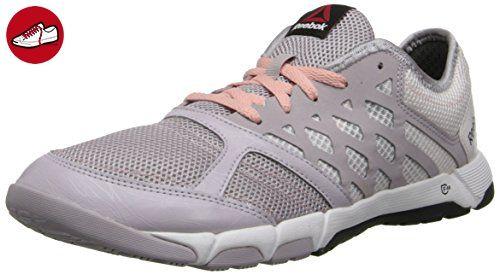 Reebok Damen Trainingsschuhe One Trainer 2.0 38.5 Lavender Luck/Polar Pink/Patina  Pink/