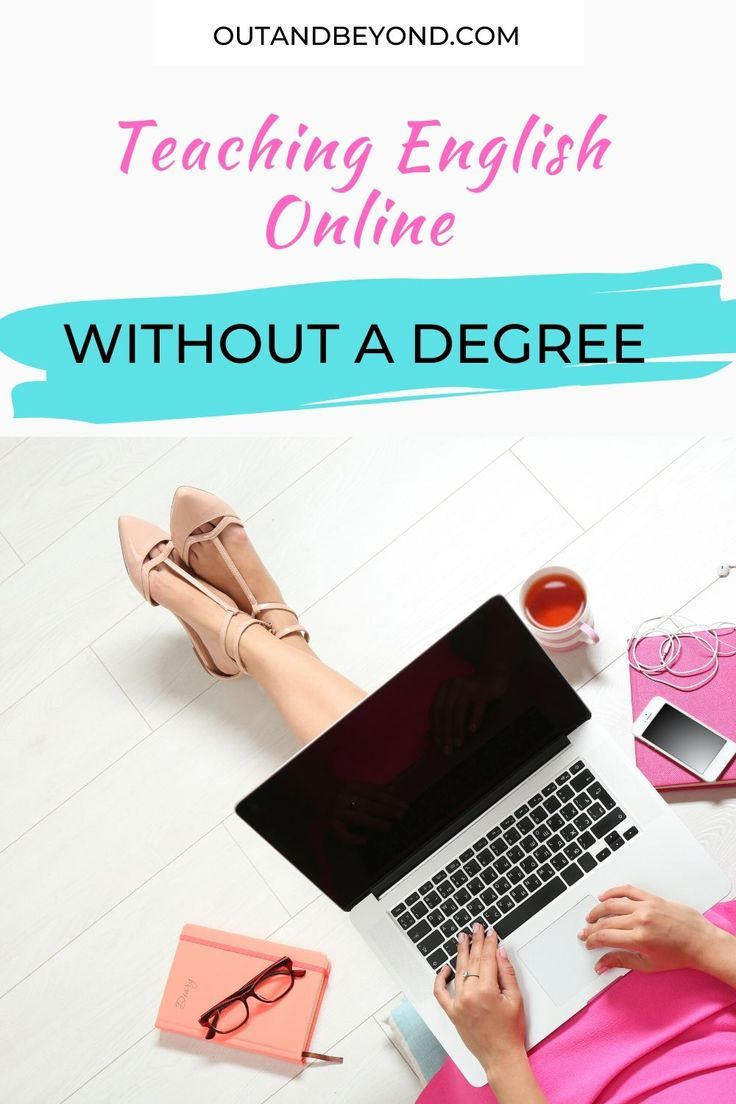 Teaching English Online Without A Degree in 2020