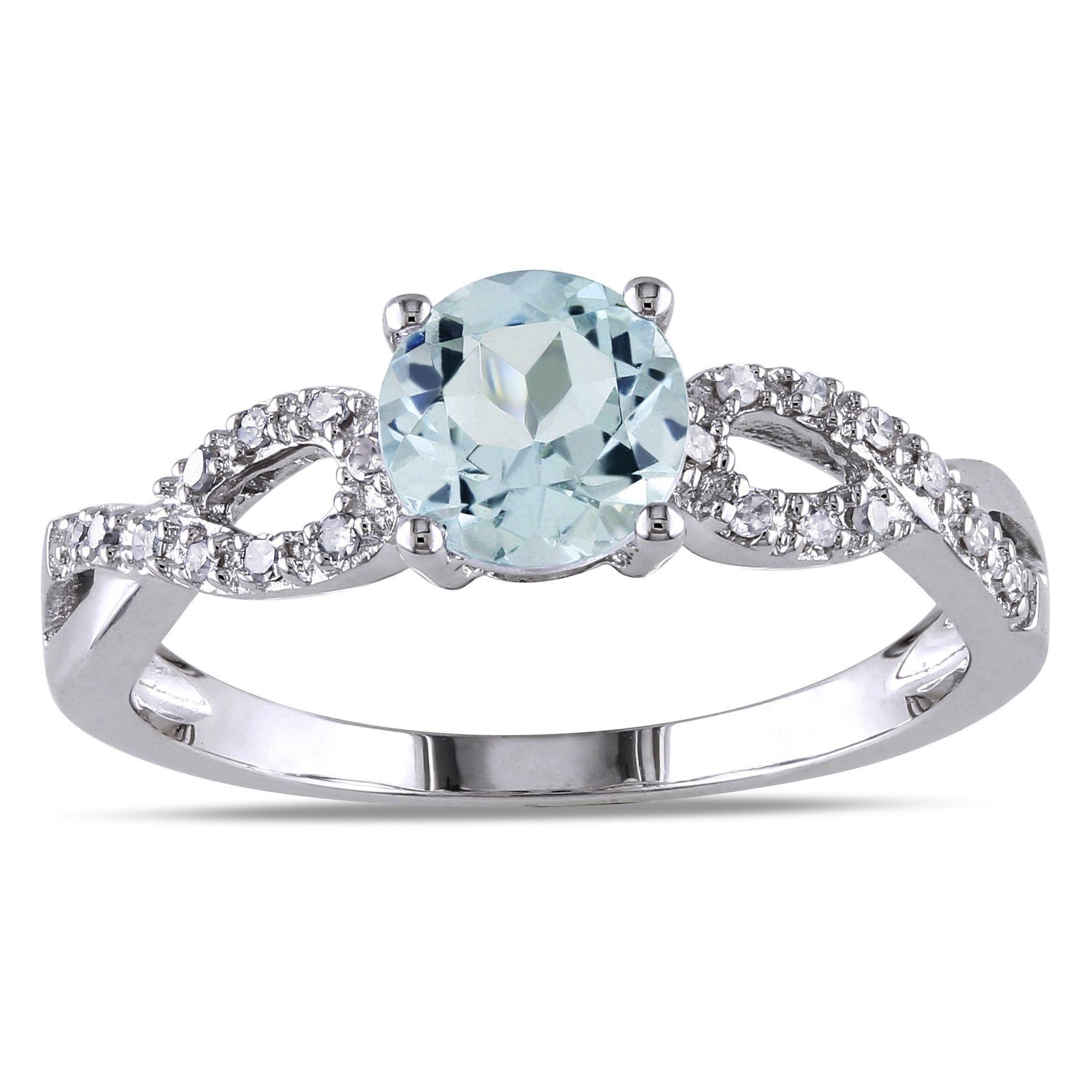 10ct Tdw Diamond Ring (gh, I1i2)  By Miadora