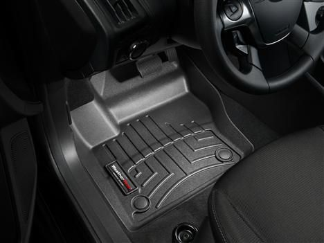 2014 Ford Focus Weathertech Floorliner Ford Focus Weather
