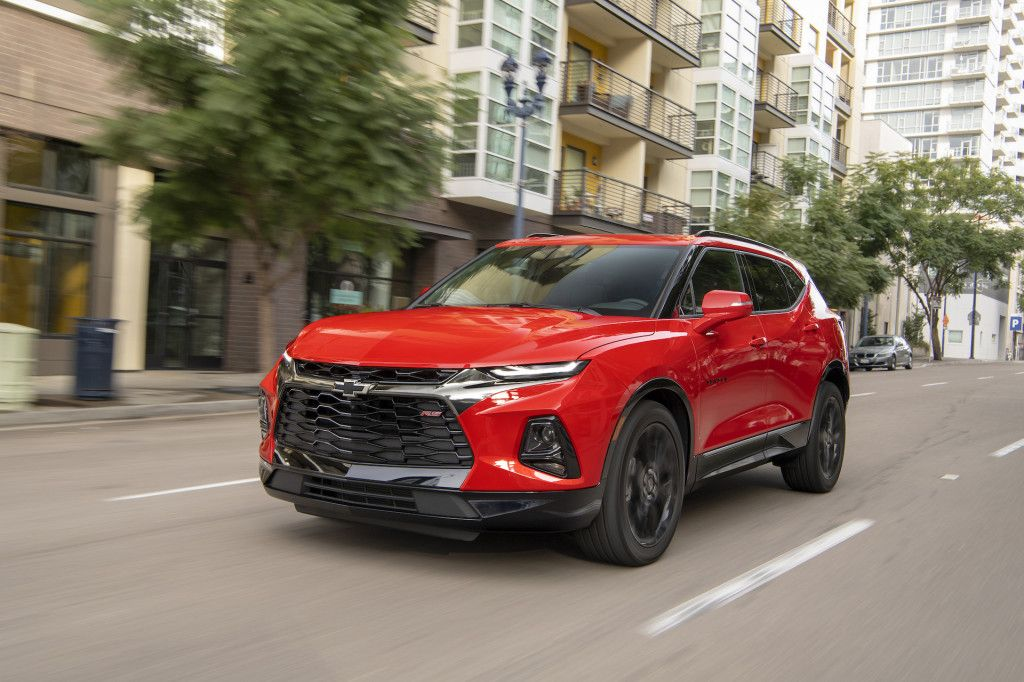 Awesome Review 2019 Chevy Blazer Curb Weight And Images And Review In 2020 Chevrolet Suv Chevrolet Blazer Chevrolet