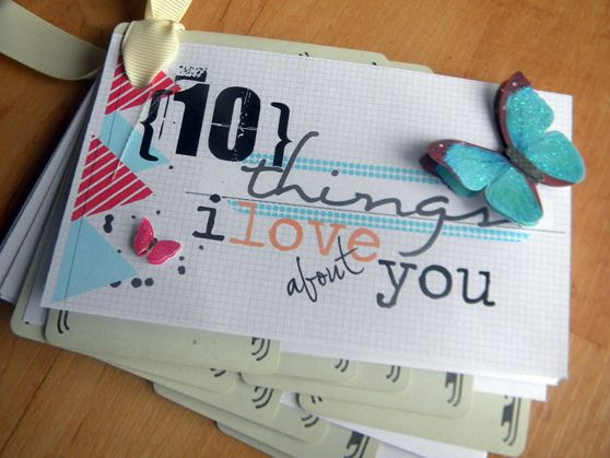 10 Things I Love About You Cute Gifts For Your Boyfriend Anniversary Cards For Boyfriend Cards For Boyfriend