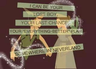 Peter Pan meets All Time Low. I love it!
