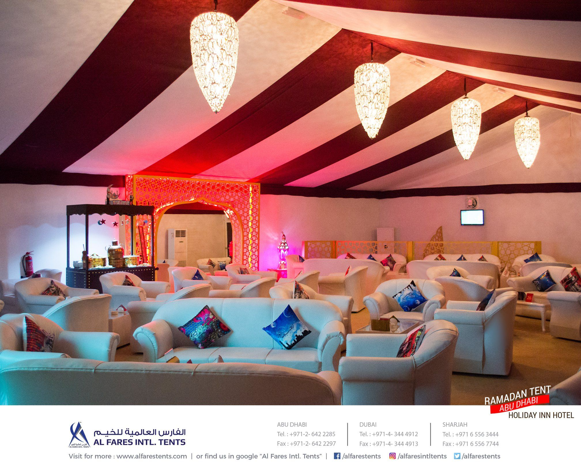 Rental Tent Suppliers in DUBAI | SHARJAH | ABU DHABI | Event