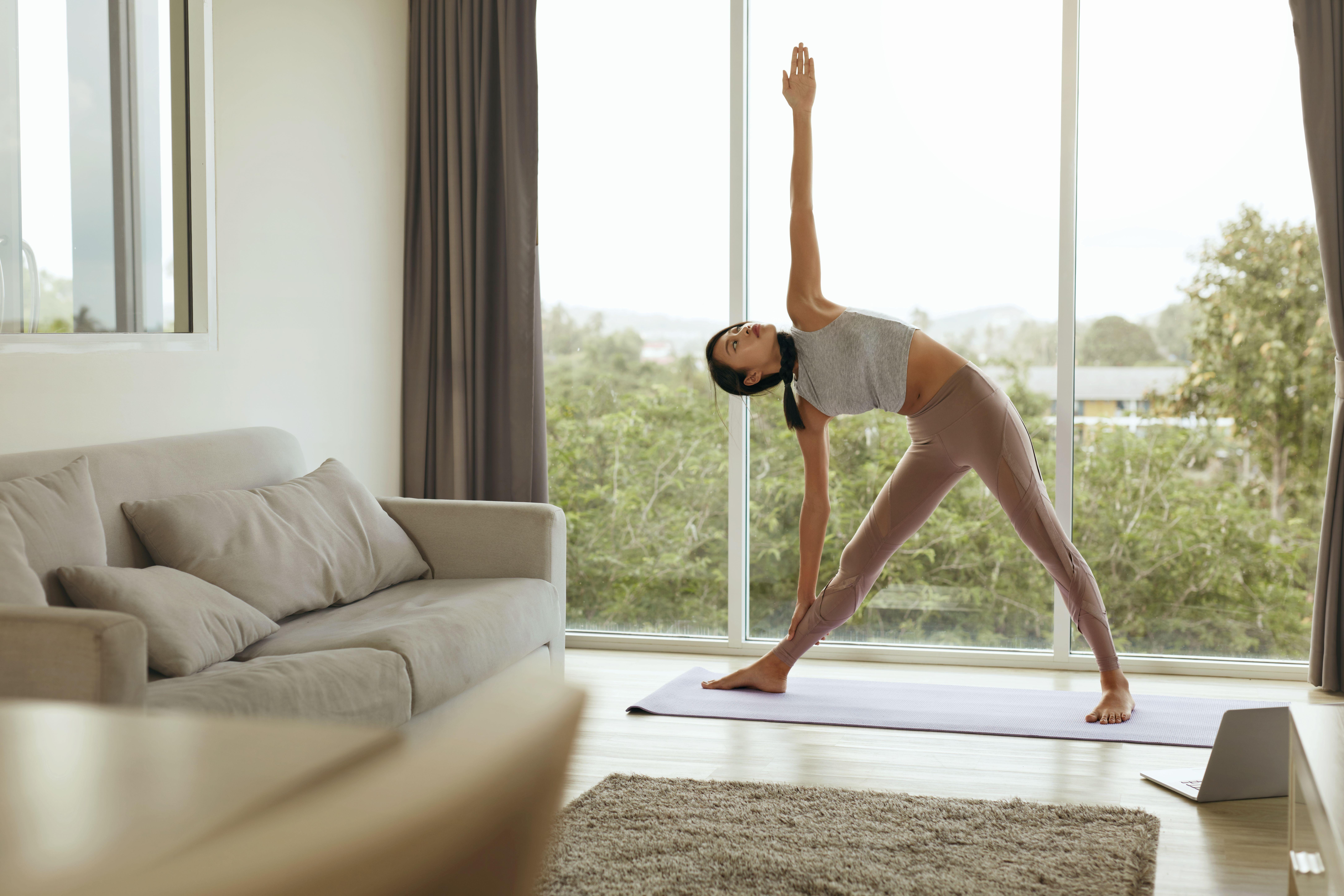 Yoga Poses Z