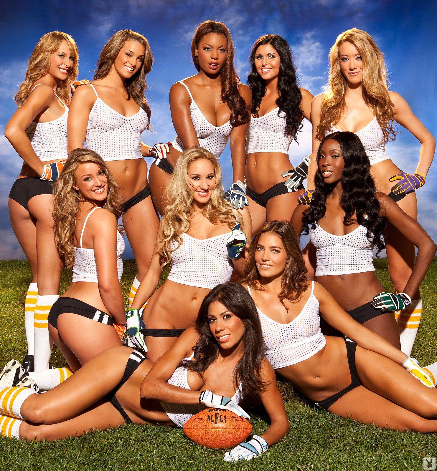 Плейбой девушки футбола фото 635-339