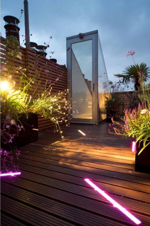 30 Brilliant Garden Lighting Ideas - Blogrope