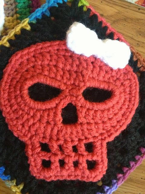 Fiddlesticks - My crochet and knitting ramblings.: Crocheted Sugar ...