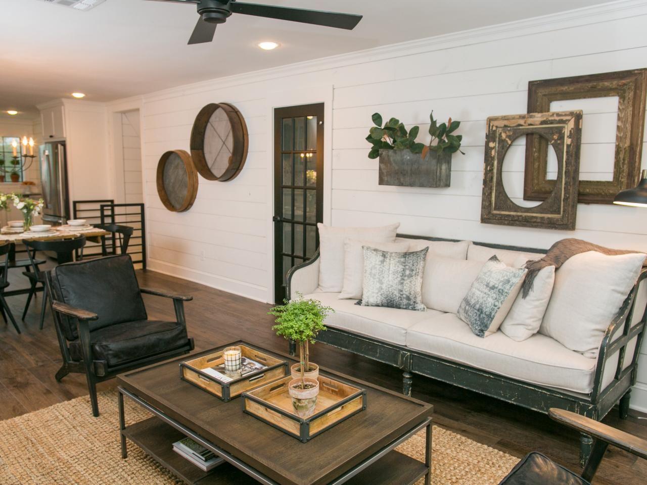 26++ Fixer upper living rooms info
