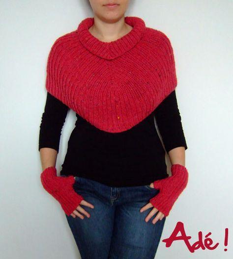 panoplie contre le froid tricot crochet tricot et knitting. Black Bedroom Furniture Sets. Home Design Ideas