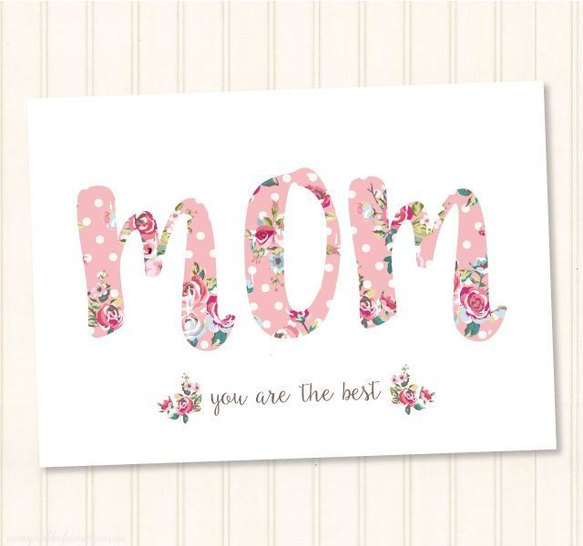 how to make a cute mothers day card