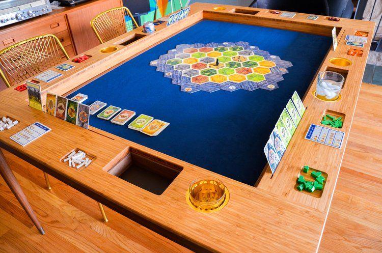diy board game table ikea