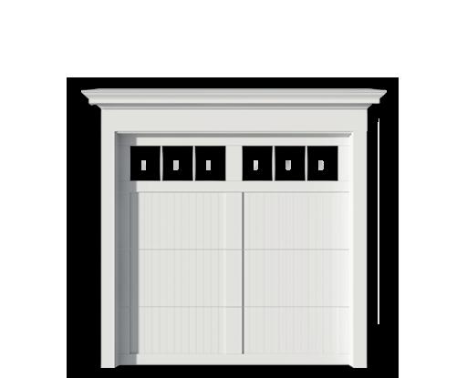 Exceptional Exterior Garage Door Trim | Profile Garage Door Casing