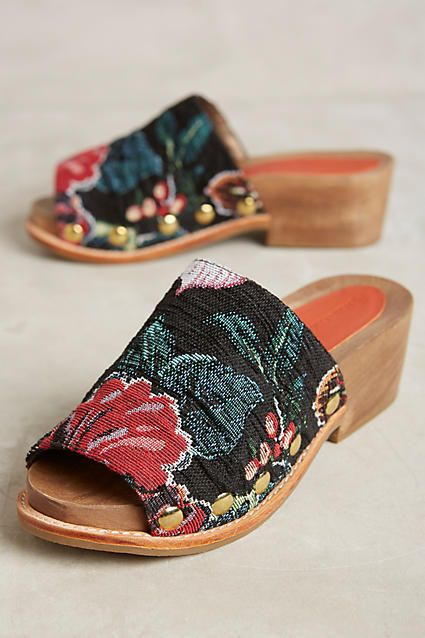 Rachel Comey Dover Clogs #anthrofave #anthroregistry