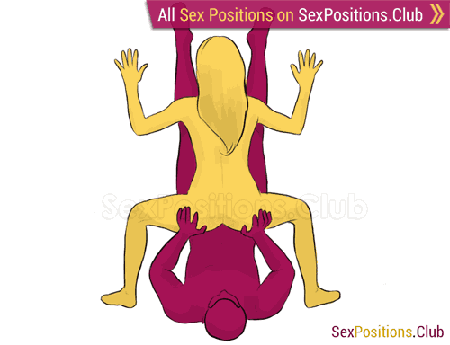 Sex position picures woman on top