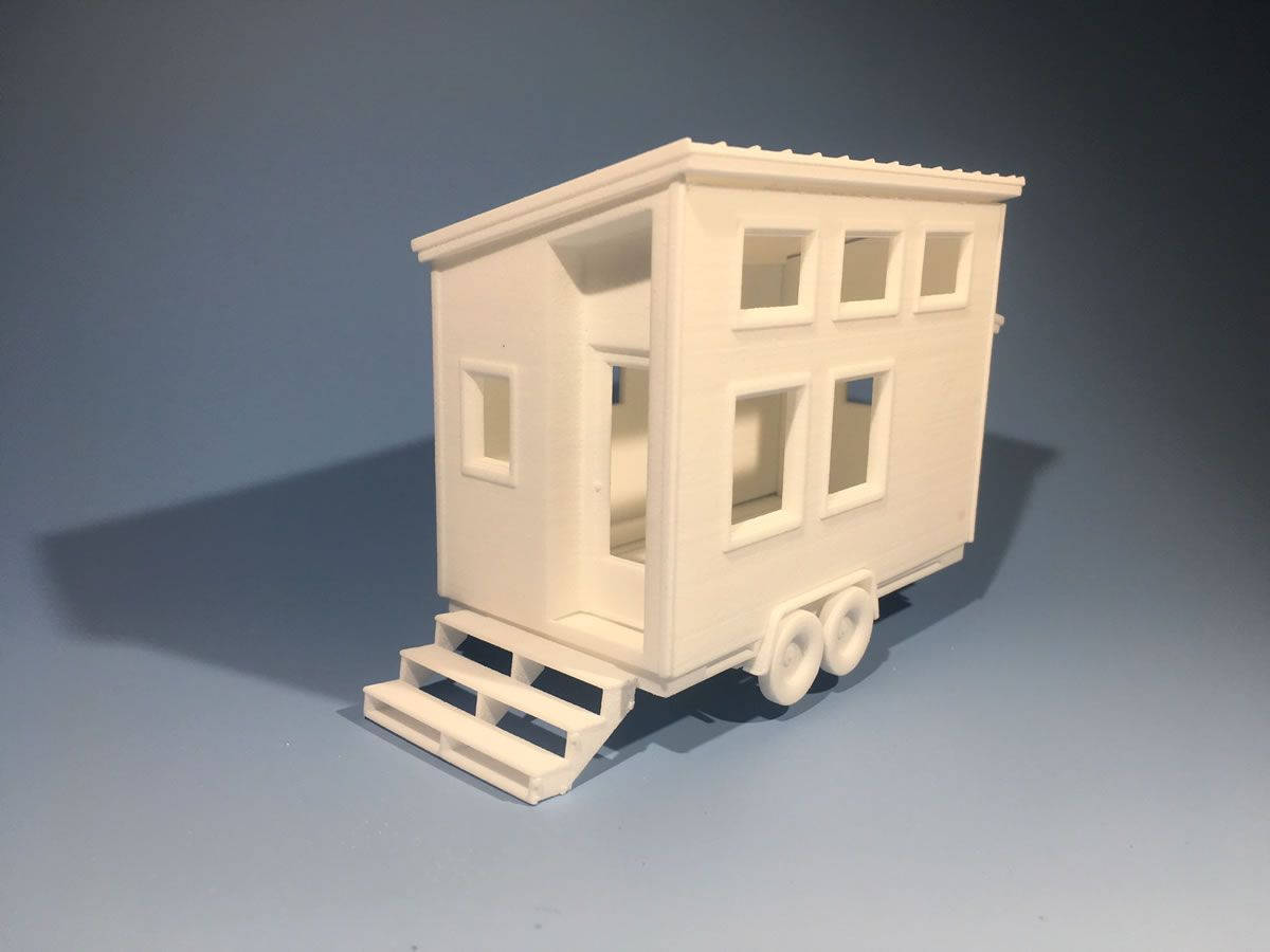 Cool Tiny House Scale Model Photos Building A Tiny House Tiny House Tiny House Plans
