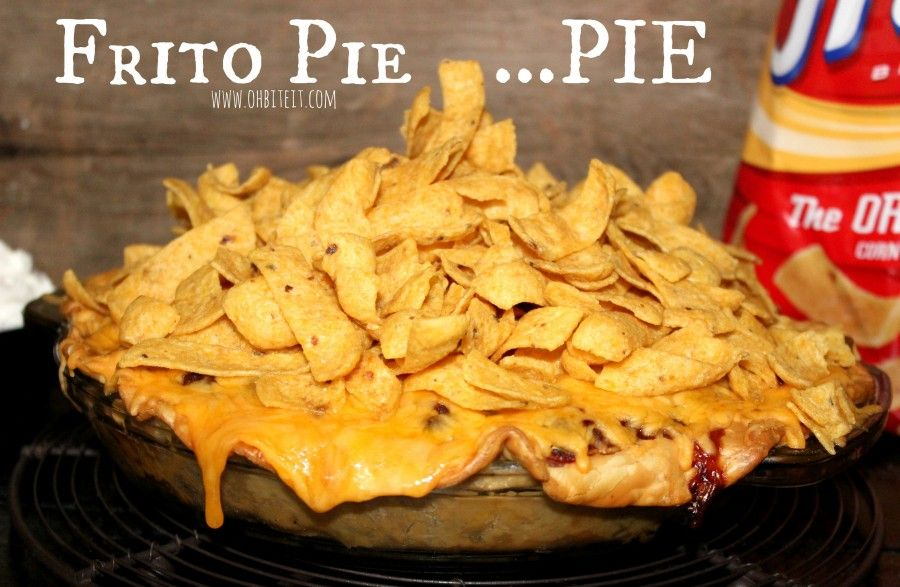 20 of the greatest food combinations of all time frito pie pie 20 of the greatest food combinations of all time forumfinder Images