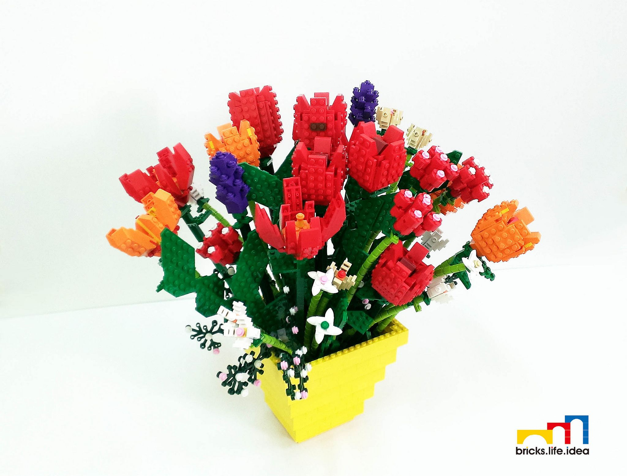 flowers Lego flower, Types of flowers, Flowers
