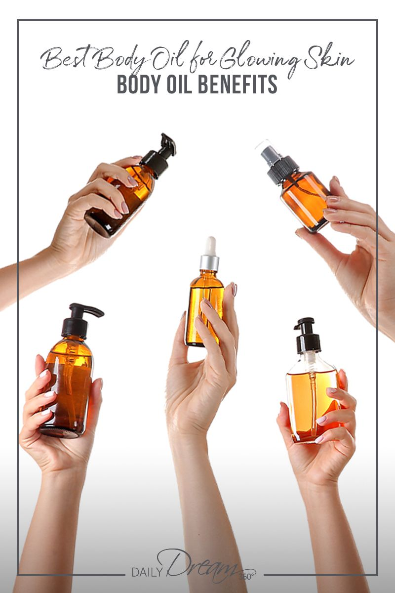 A look at the best body oil for glowing skin body oil